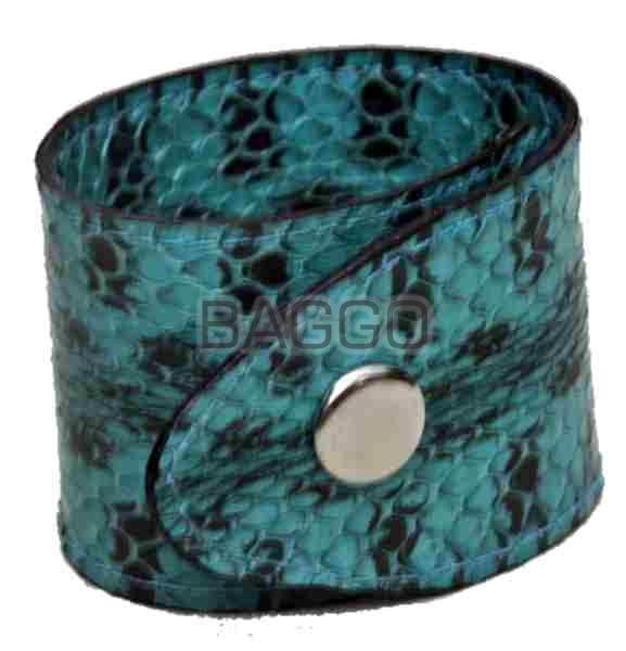 Браслет ремешок из питона abl005