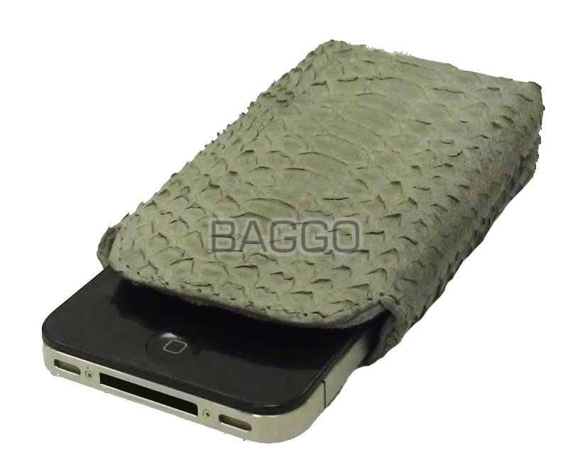 Чехол для мобильного телефона из питона at008