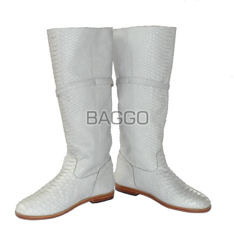Сапоги из питона bb001