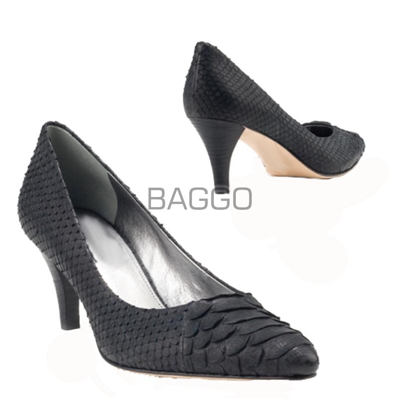 Туфли из питона bb039