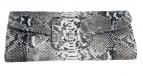 Клатч из кожи питона ak0012