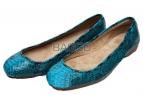 Балетки из питона bb014